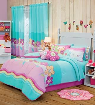 limited edition summer bedding collection reversible comforter set sheet set and window panels