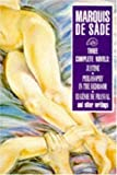 Three Complete Novels: Justine, Philosophy in the Bedroom, and Other Writings by Marquis De Sade (1991-09-05)