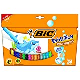 BIC Plumones Evolution 24 piezas.
