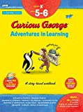 img - for Curious George Adventures in Learning, Kindergarten: Story-based learning (Learning with Curious George) book / textbook / text book
