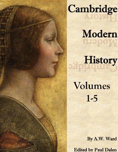 Cambridge Modern History volumes - 30 Cambridge
