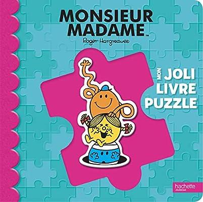 Monsieur Madame Mon Joli Livre Puzzle 9782012276284