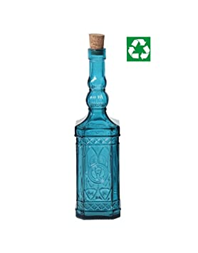 Botellas de vidrio reciclaje