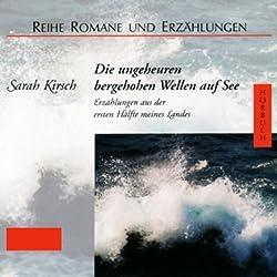 Die ungeheuren bergehohen Wellen auf See