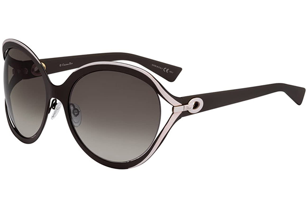 Dior 6MS Brown and Pink Elle1 Butterfly Sunglasses Lens ...