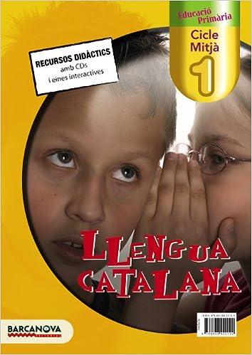 Descargar amazon kindle book como pdf Llengua catalana 1 CM. Proposta didàctica (Materials Educatius - Cicle Mitjà - Llengua Catalana) in Spanish PDF FB2 8448922123