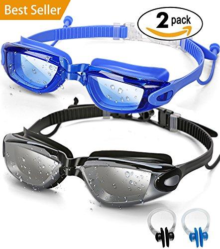 SBORTI Goggles Swimming Leaking Protection