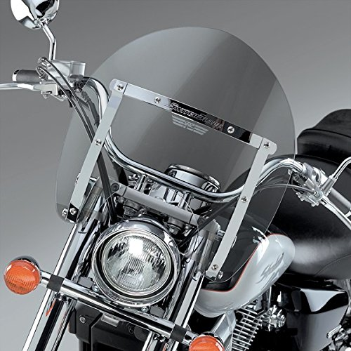 National Cycle Switchblade Shorty Windshield Combo Pack (Tint) ()