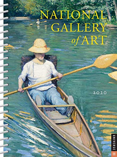 National Gallery of Art 2020 Engagement Calendar from Universe Publishing