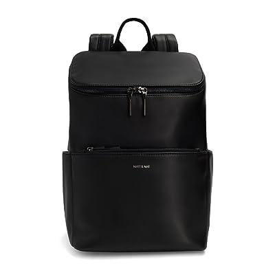 lovely Matt & Nat Brave Loom Backpack, Black