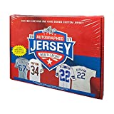 2017 Leaf Autographed Jersey Multi-Sport Edition Hobby Box