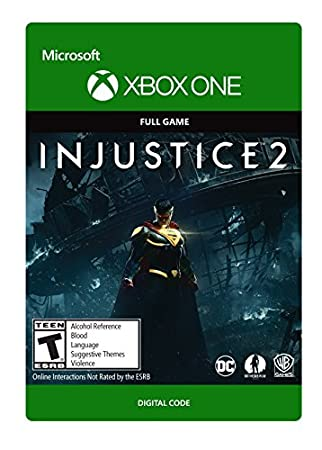 Injustice 2: Standard Edition - Xbox One [Digital Code]