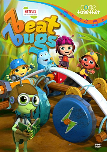 The Beat Bugs - The Beat Bugs Season 1, Vol. 2 - Come Together (DVD)