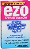 Ezo Denture Cushions, Lower Heavy, 15 cushions