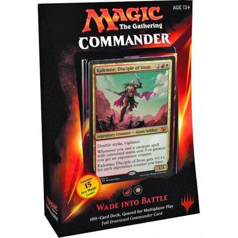Mazo Magic Commander 2015 - Pack Inicio (Español): Amazon.es ...