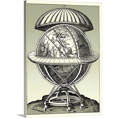 Tycho Brahe's Celestial Sphere, 1584