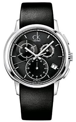 Calvin Klein Men's CK Drive Chronograph Watch - K1V27102