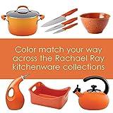 Rachael Ray 54894 Solid Glaze Ceramics EVOO Olive