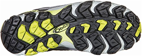 Pictures of Oboz Men's Traverse Low Hiking Shoe Grey 2