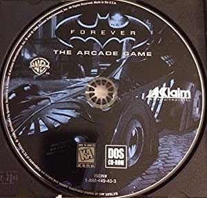 Amazon Com Batman Forever The Arcade Game Software