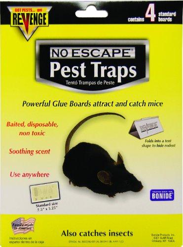 Bonide Products Mouse - Bonide Products-ROXIDE 47044/61122 Revenge Mice Glue Board