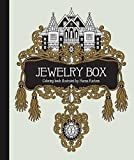 The Jewelry Box Coloring Book: Published in Sweden as Smyckeskrinet (Colouring Books)
