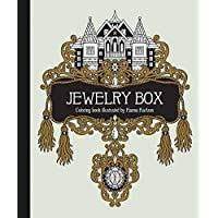 """Jewelry Box Coloring Book: Published in Sweden as """"smyckeskrinet"""" (Colouring Books)"""