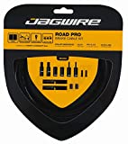 Jagwire – Road Pro Brake DIY Cable Kit | for Road Brake Caliper Bikes | Polished Stainless Bicycle Cables, SRAM and Shimano Compatible, 10 Color Options