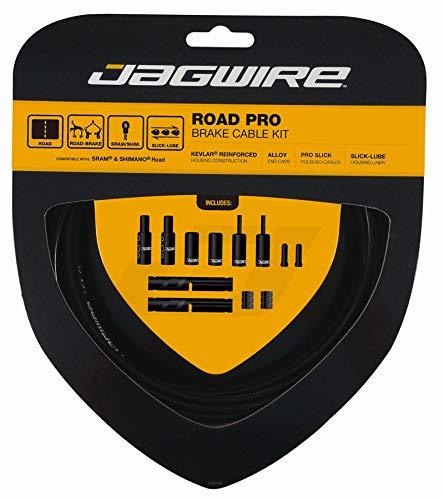 Road Cable Kit - Jagwire Pro Brake Cable Kit Road SRAM/Shimano Black
