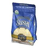 Lundberg Organi Organic Sushi Short Grain White Rice, 907 gm