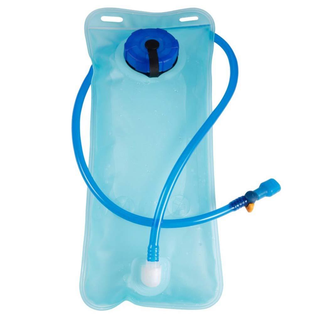 ouken Almacenamiento de Agua Militar vejiga Bolsa de hidrataci/ón de la vejiga TPU Bolsa de Reserva de Agua de 2 litros de Senderismo 1PC