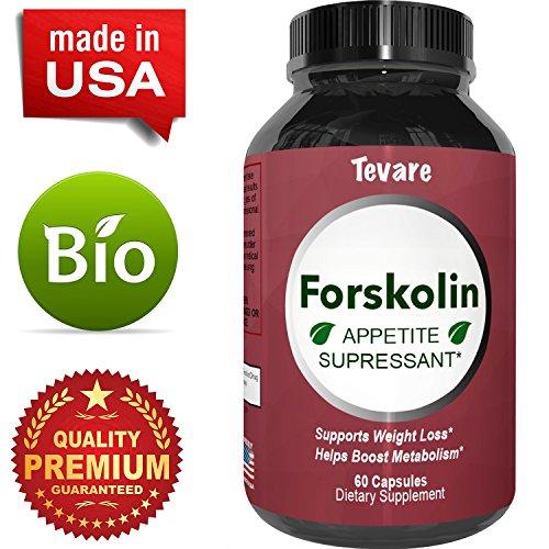 Forskolin Weight Loss Support Pills for Men & Women - Natura