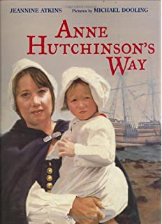 anne hutchinson early life