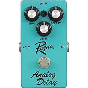 Rogue Analog Delay Guitar Effects Pedal (japan import)