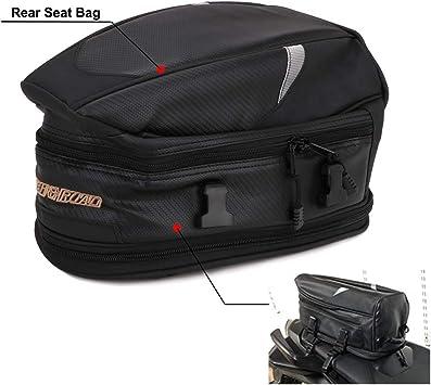 Jinyao Motorrad Rücksitztasche Helm Rucksack Hohe Kapazität Wasserdicht Multifunktional Langlebiger Rucksack Für Helmaufbewahrung Auto