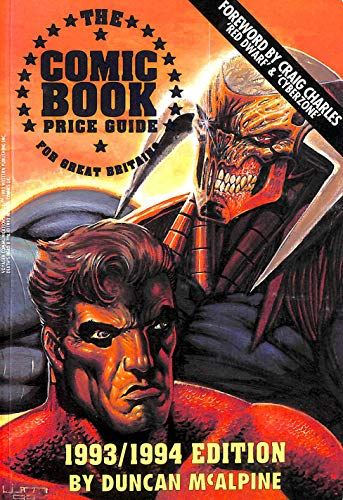 The Comic Book Price Guide for Great Britain 1993-94 Duncan A. McAlpine