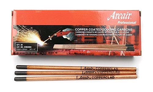 Arcair 22063003 - Punta DCCCPointed 3/8 x 12 (PKG 50)
