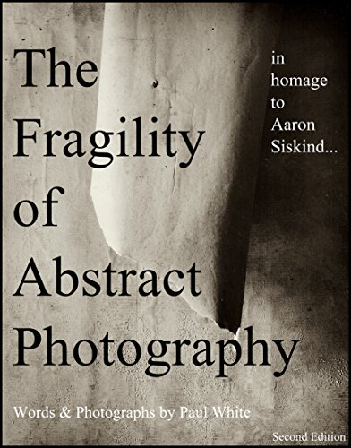 E.B.O.O.K The Fragility of Abstract Photography (in homage to Aaron Siskind) 2nd Edition: Updated 2nd edition<br />[Z.I.P]