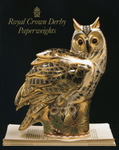 Royal Crown Derby Paperweights (Derby Crown Antique Royal)