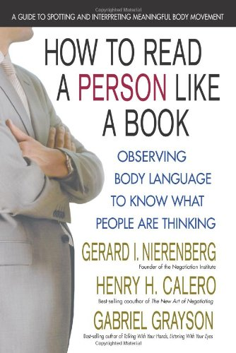 How to Read a Person Like a Book: Observing Body Language to
