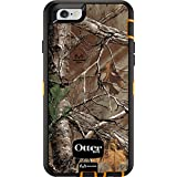 OtterBox Defender iPhone 6/6s Case-Frustration-Free Packaging-REALTREE XTRA (Blaze Orange/Black with XTRA Camo)