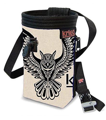 Krieg Climbing Owl Chalk Bag