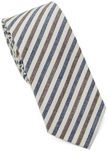 GFF Corbata/Corbata Casual para Hombres Corbata/Color de la Raya ...