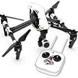 Skin For DJI Inspire 1 Quadcopter Drone – American Eagle | MightySkins Protective, Durable, and Unique Vinyl Decal wrap cover | Easy To Apply, Remove, and Change Styles | Made in the USA