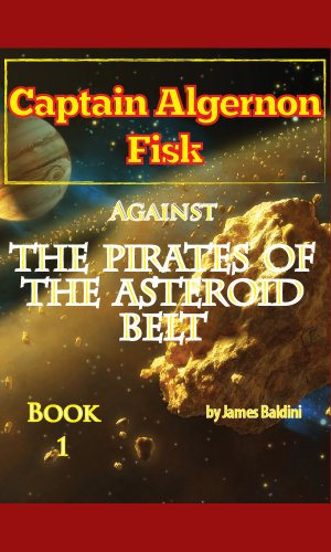 Captain Algernon Against Pirates Asteroid ebook product image