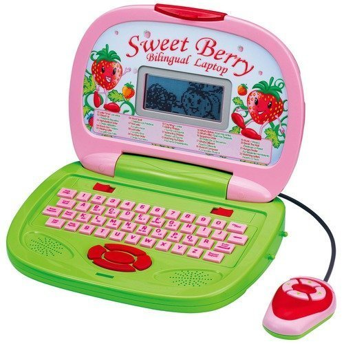 Winfun Little girl Kid Interactive Learning Simple Concepts LCD Laptop (Sweet) [並行輸入品]   B07HLG4XNF