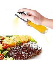 Olive Oil Sprayer for Cooking,Oil Spray Bottle Oil Sprayer Dispenser Vinegar Bottle for BBQ, Making Salad, Cooking,Baking, Roasting