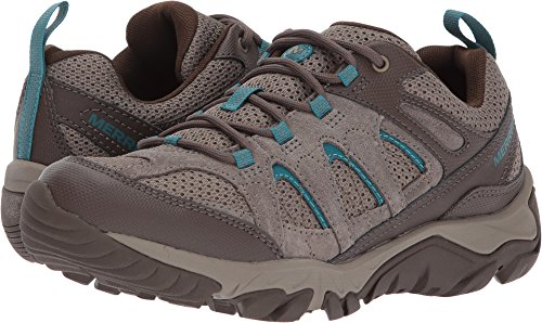 Merrell Women's Outmost Vent Hiking Shoe, Boulder, 7 M US (Merrell Womens Athletic Shoes)