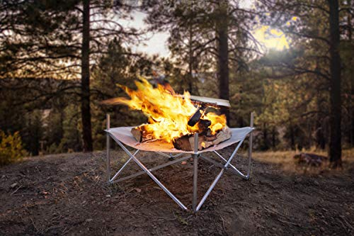 """Pop-Up Fire Pit Ultra Lite 