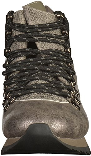 s.Oliver 5-25232-37 Damen Sneakers Silber